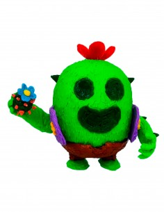 Spike from Brawl Stars (Free Template For a 3D Pen)
