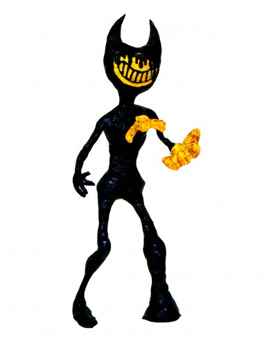 Bendy And The Ink Machine (Free Template For a 3D Pen)