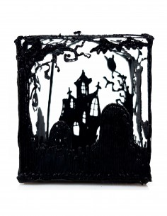 Halloween Decoration (Free Template For a 3D Pen)