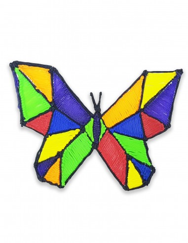Butterfly №6 (Free Template For a 3D Pen)