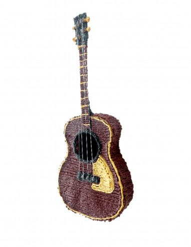Acoustic Guitar (Free Template For a 3D Pen)
