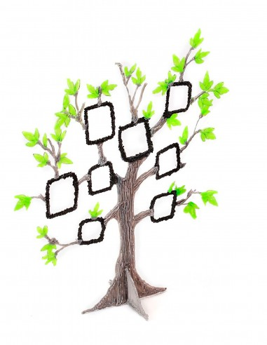 Family Tree (Free Template For a 3D Pen)