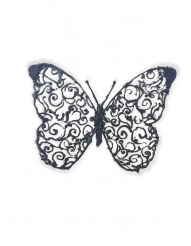 Бабочка №7 (Бесплатный трафарет для 3D-ручки)