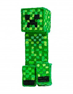 Minecraft Creeper (Free Template For a 3D Pen)