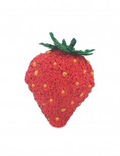 Strawberry (Free Template For a 3D Pen)