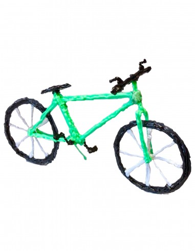 Bicycle (Free Template For a 3D Pen)