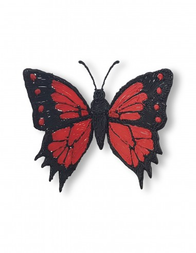 Butterfly №8 (Free Template For a 3D Pen)