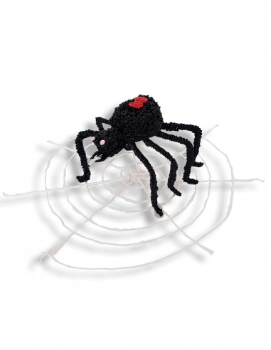 Black widow spider (Free Template For a 3D Pen)
