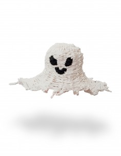 Cute Halloween Ghost (Free Template For a 3D Pen)