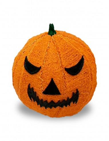 Big Halloween Pumpkin (Free Template...