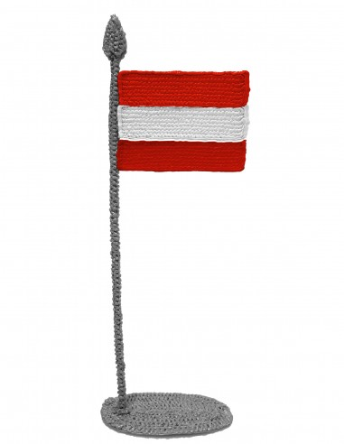 Flag of Austria (Free Template For a 3D Pen)