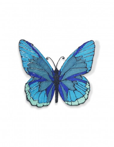 Butterfly №9 (Free Template For a 3D Pen)