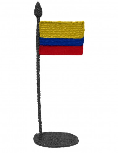 Flag of Colombia (Free Template For a 3D Pen)