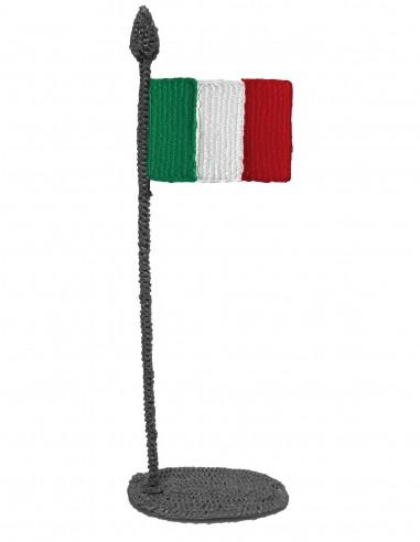 Флаг Италии (трафарет для 3D-ручки)