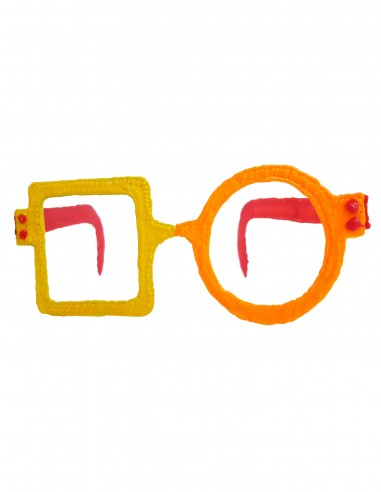 Glasses №3 - Circle and square (Free...