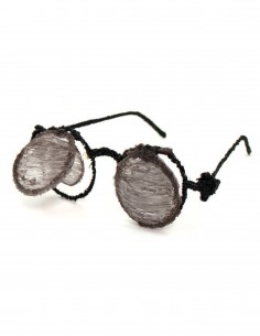 Glasses №10 - With flipping lenses (Free Template For a 3D Pen)