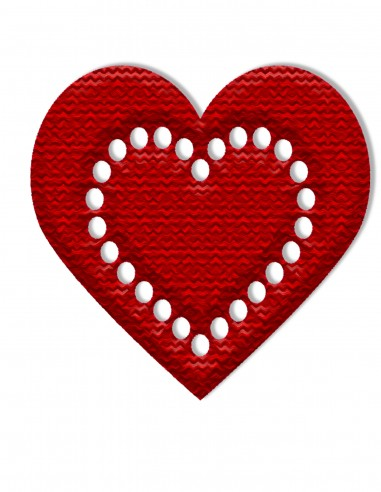 Heart 03 (Free Template For a 3D Pen)