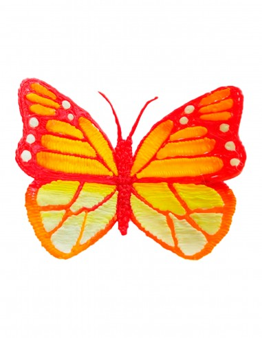 Butterfly №2 (Free Template For a 3D Pen)