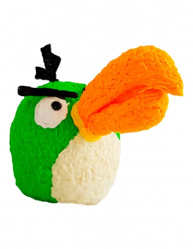 Hal from Angry Birds (Free Template For a 3D Pen)