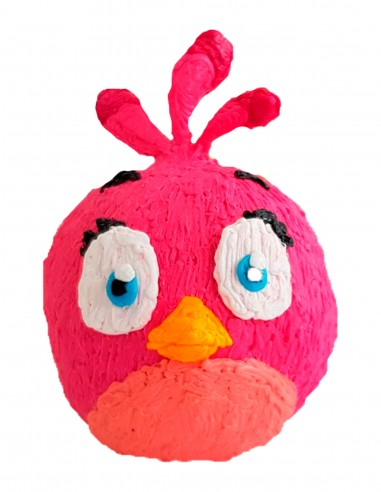Stella from Angry Birds (Free Template For a 3D Pen)
