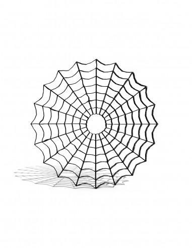 Spiderweb (Free Template For a 3D Pen)