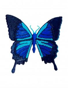 Бабочка №3 (Бесплатный трафарет для 3D-ручки)