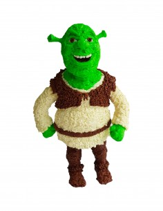 Shrek (Free Template For a 3D Pen)