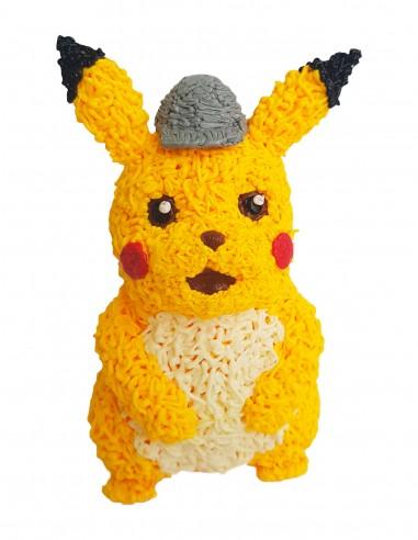 Detective Pikachu (Free Template For a 3D Pen)