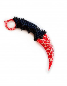 Karambit CS-GO (Free Template For a 3D Pen)