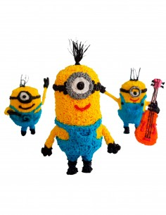 Minions (Free Template For a 3D Pen)